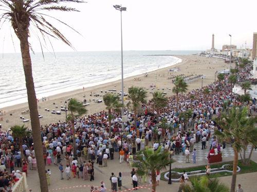 virgen-de-Regla-Chipiona-playa