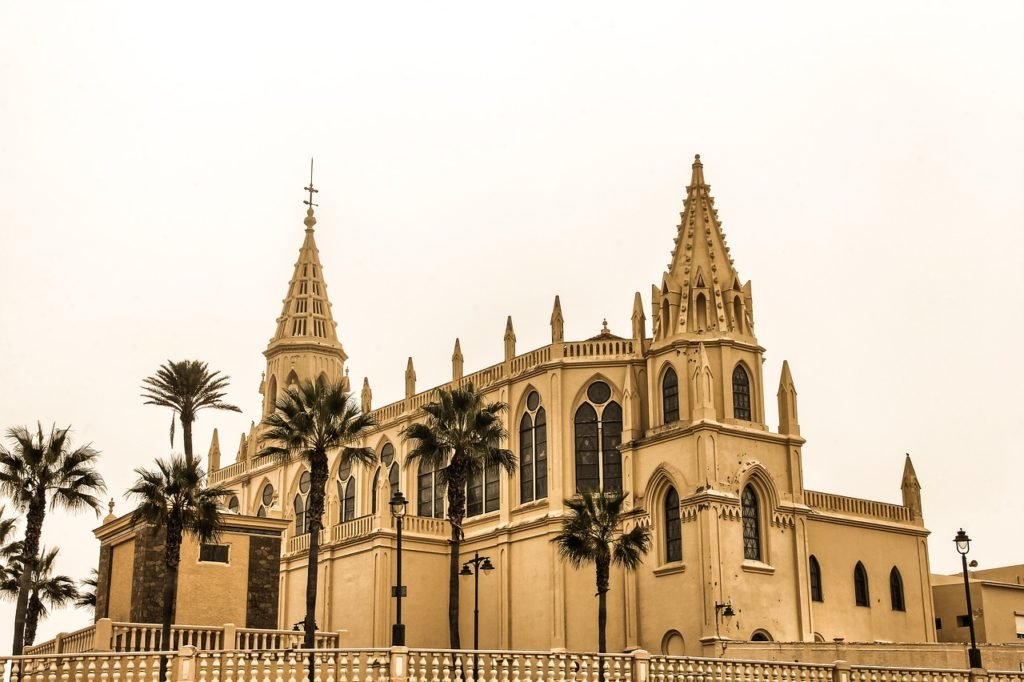 Santuario de la Virgen de Regla de Chipiona