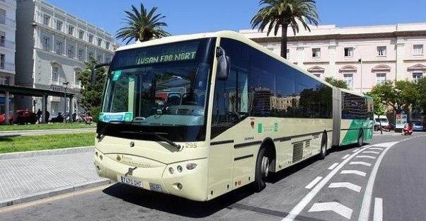 autobuses chipiona