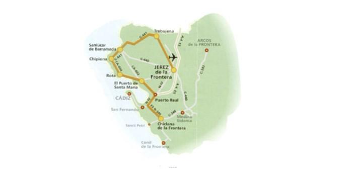 ruta del toro