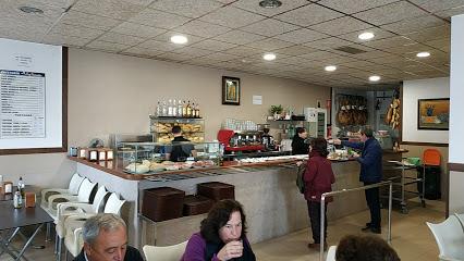 Cafetería Churrería - Los Naranjos