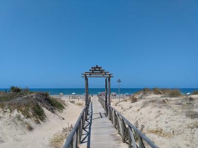 Playa de Camarón-La Laguna