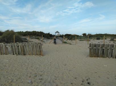 playa costa de la luz